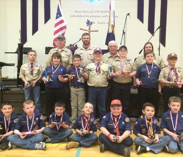 Cub Scout Pack 48 Chili Cookoff and Pie Baking Contest
