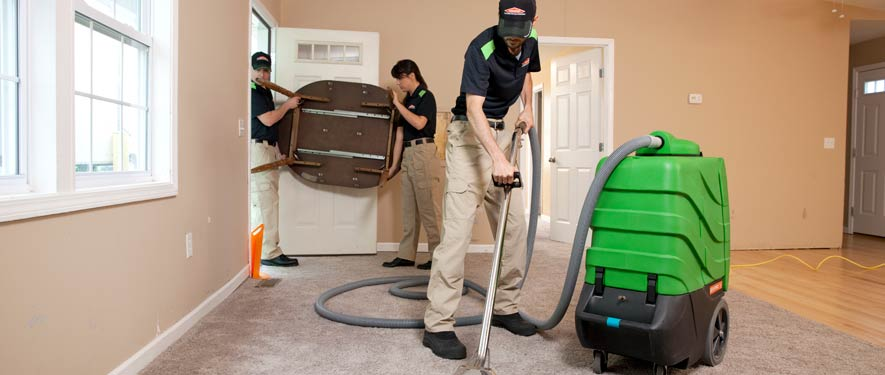 Jackson, OH residential restoration cleaning